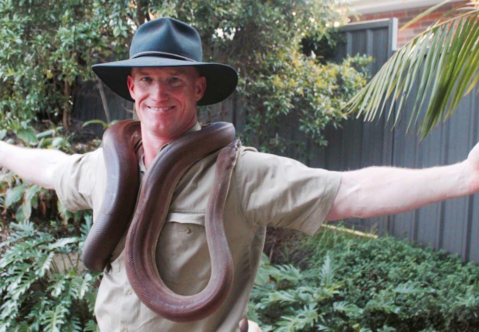 Bob Turner Wildlife Show