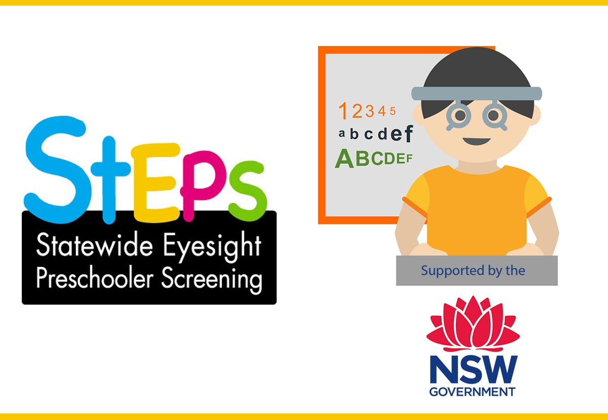 StEPS Statewide Eyesight Preschooler Screening - Woy Woy Peninsula Community Child Care