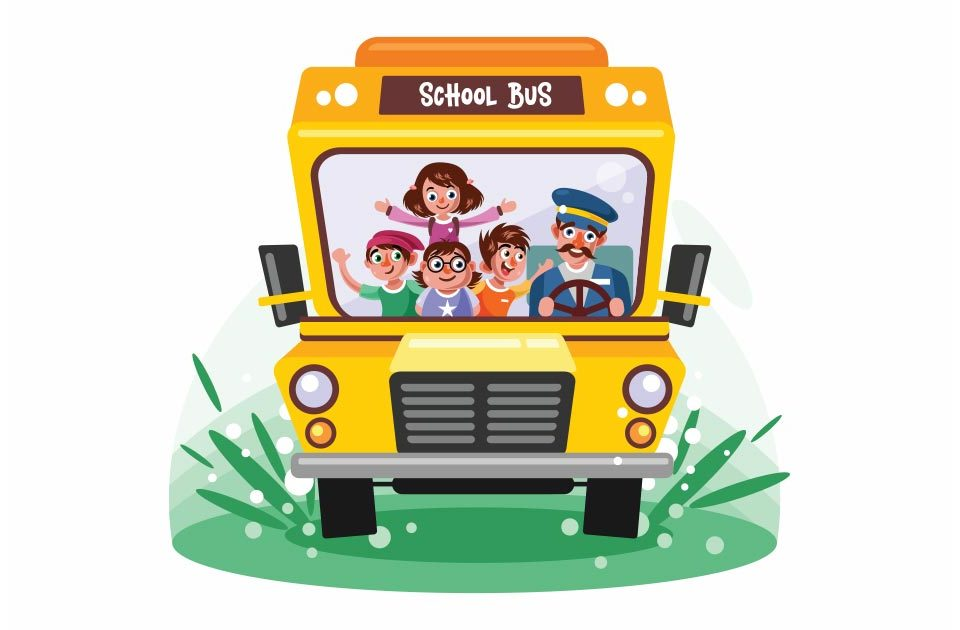 Busways School Bus Safety Program Visits