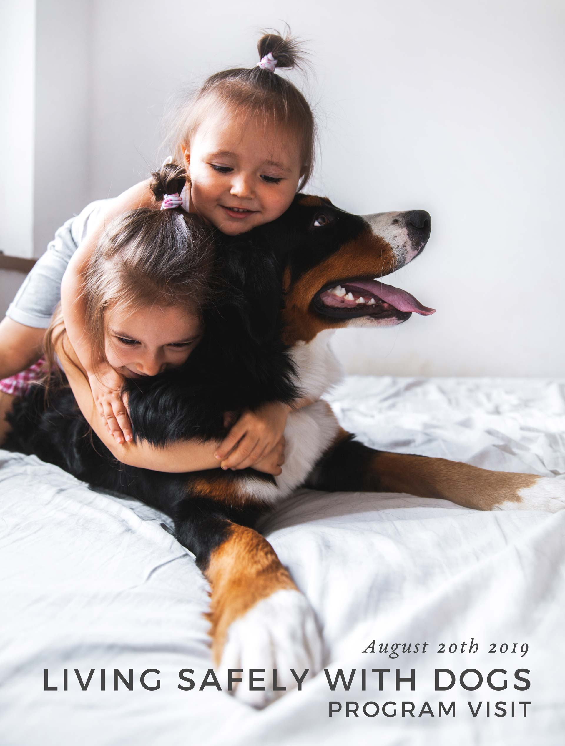 Living Safely with Dogs Program Visit